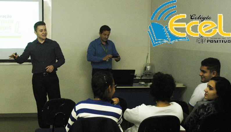 Sicredi Realiza Palestra Sobre Educação Financeira Para